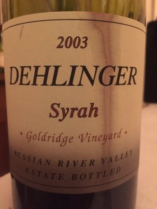 2003-Dehlinger-Syrah