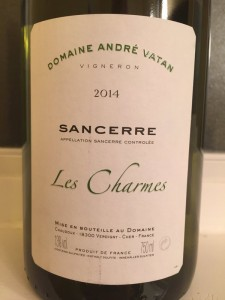 2014-DomaineAndreVatan-Sancerre
