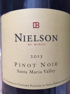 2013 ByronWinery SMV Pinot Noir