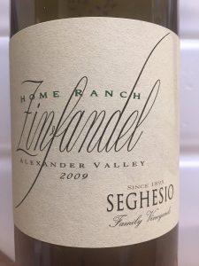 2009-seghesio-home-ranch-zinfandel