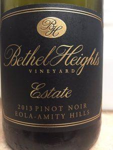 2013-bethel-heights-eola-amity-hills-pinot-noir